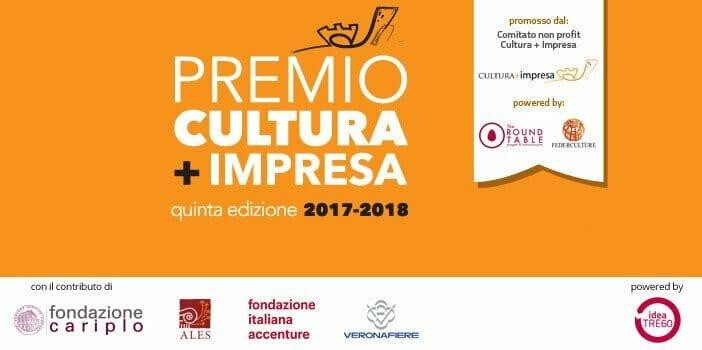 Premio Cultura+Impresa: iniziativa italiana di benchmarking