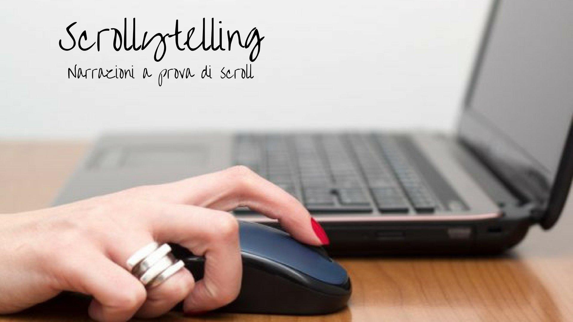 Scrollytelling: narrazione innovativa e coinvolgente