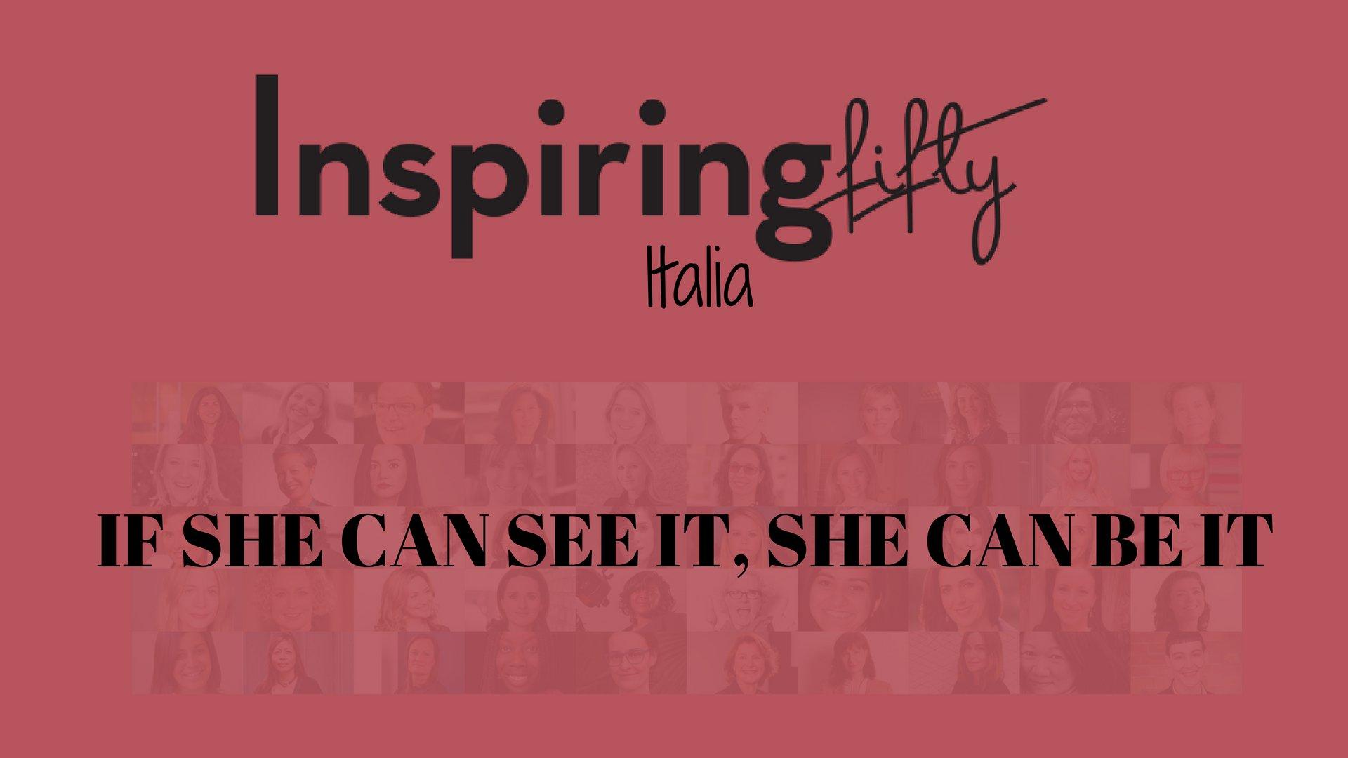 InspiringFifty, le 50 role models nel mondo della tecnologia
