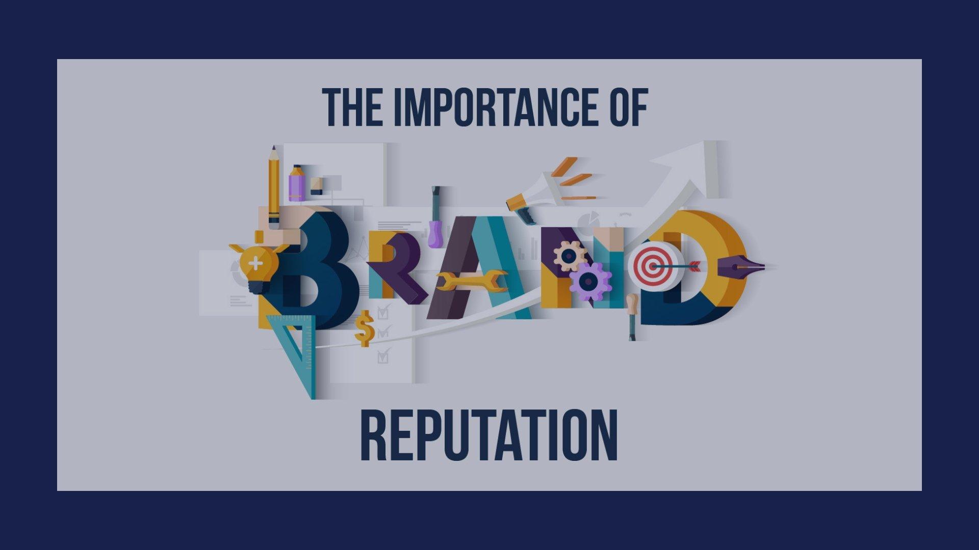 Brand reputation: non solo questione di immagine