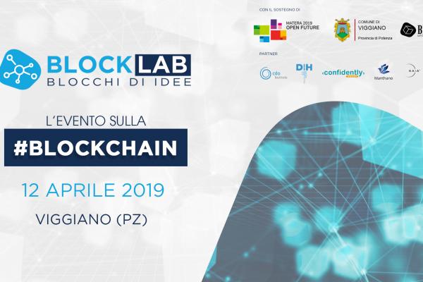Block_Lab: il primo evento a Viggiano sulla blockchain