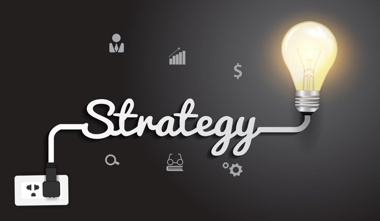 strategia di business: 3 step per cominciare