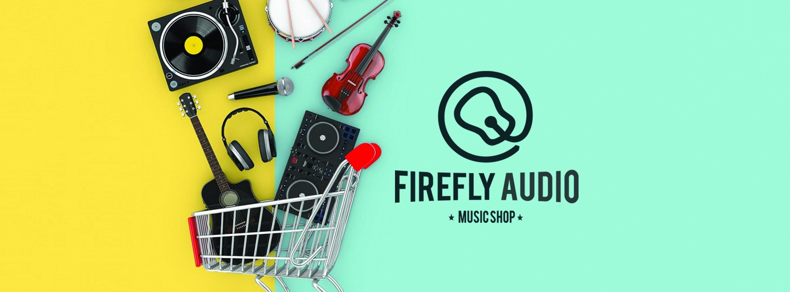 marketing musicale: la cover Facebook di Firefly Audio