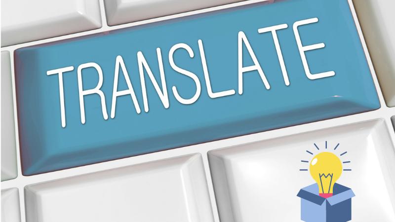 Transcreation Come le parole aiutano a esportare il proprio brand con successo
